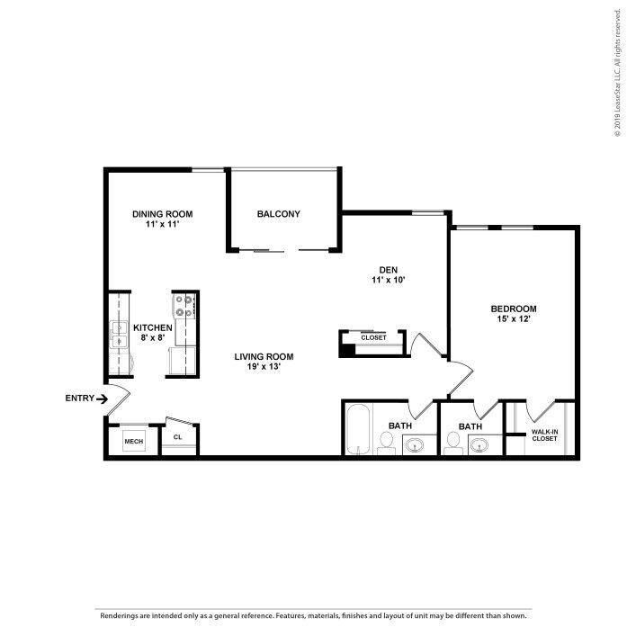 Boulder, CO The Habitat Apartments Floor Plans ...