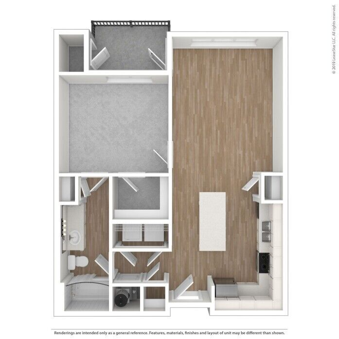 Carrboro, NC Shelton Station Floor Plans