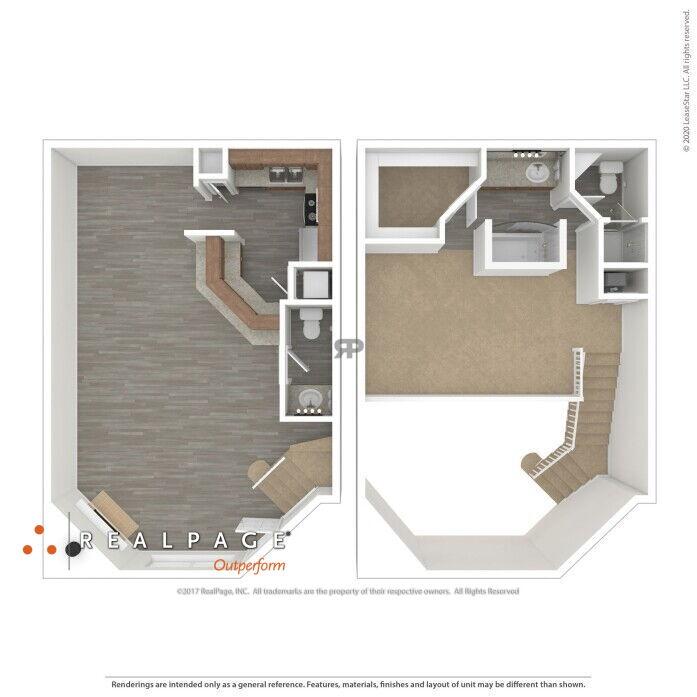 Cypress, TX Regency Park Floor Plans