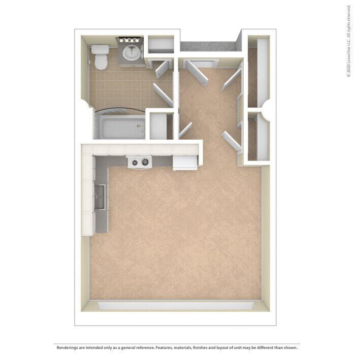Bridgeport, CT Cherry Street Lofts Floor Plans