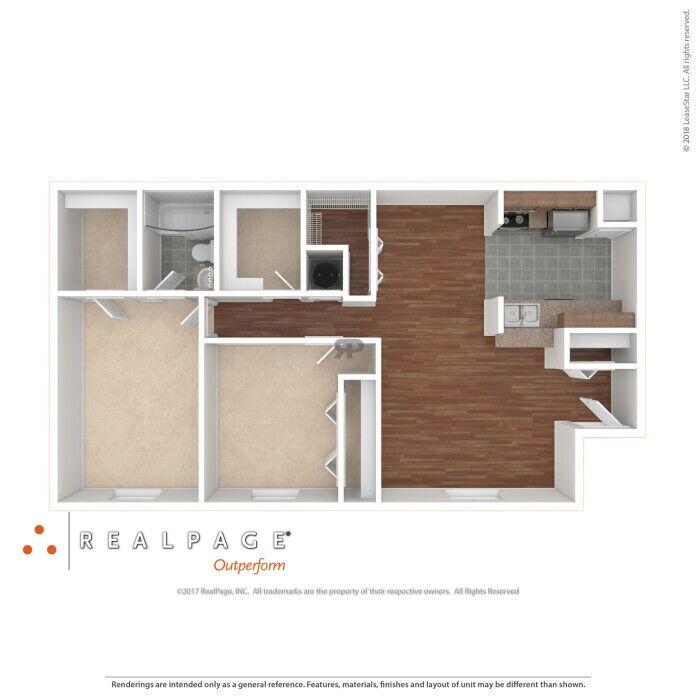 Columbia, SC New River Oaks Floor Plans