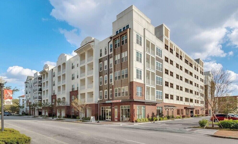The Princeton at College Park Contact Us